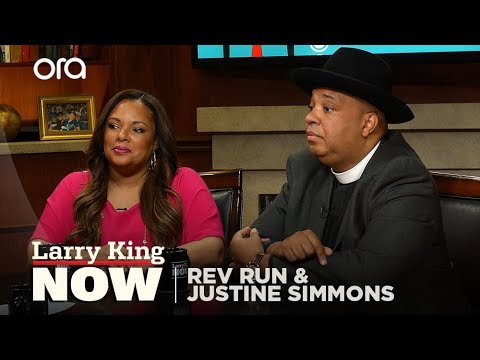 Rev. Run & Justine Simmons On Run-D.M.C., Religion, & Their Reality TV Empire