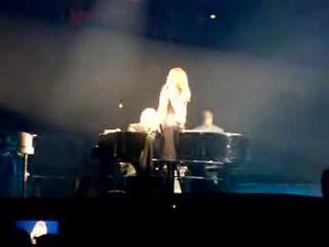 Celine Dion - My Love (whole song + speech) Stuttgart