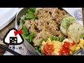 豚こまで節約・超簡単♪ マヨポン豚丼弁当!!【タイムアタック20分】~How to make today's obento【LunchBox】~403時限目
