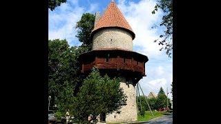 Маленький вассальный башня-замок Кийу(Башня Кийу - это самый маленький вассальский замок-башня в Прибалтике. Кийу была построена в 1517 году и выпол..., 2014-03-14T20:21:18.000Z)