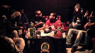 """Clip """"Une vie de Ghetto Youth"""" Tista feat Britsky - Webtape les oubliettes"""