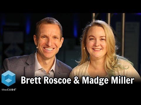 Brett Roscoe & Madge Miller, NetApp | NetApp Insights 2017