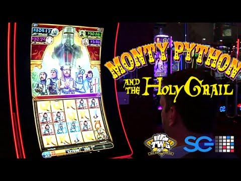 Monty Python and the Holy Grail Slot Machine: Black Knight