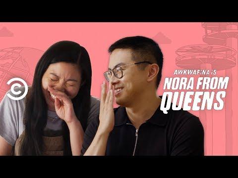 Season 1 Blooper Reel - Awkwafina is Nora from Queens