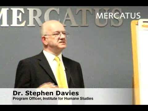Stephen Davies on Western Civilization
