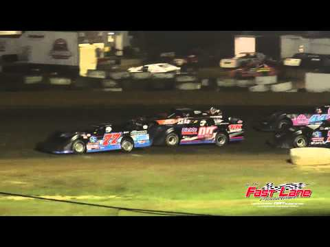 Brownstown Speedway : 09-27-2014 : Bowman Pro Late Model Feature