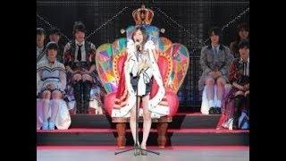【AKB総選挙】松井珠理奈が初女王!53rdシングル世界選抜メンバ...