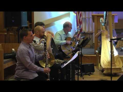 Ayre by Oswaldo Golijov - Live Performance August 2015