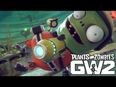 ZOMBIES ÖVERALLT   Plants VS Zombies Garden Warfare 2   #1