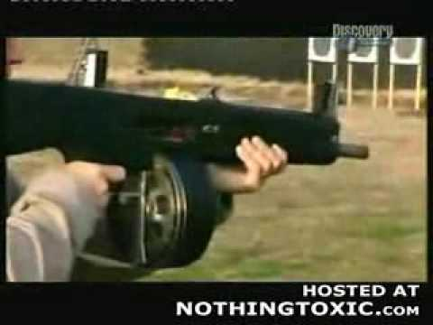The AA -12 is the Most Deadly Shotgun on Earth !