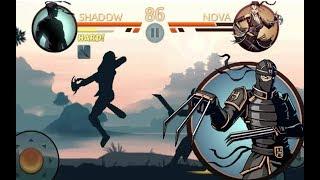 БІЙ З ТІННЮ 2 ігровий мультик для дітей гра Shadow Fight 2 Гри бійки