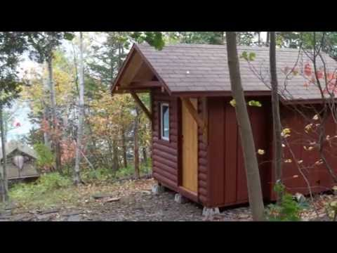 Building An 8x 12 Tool Shed Bunkie