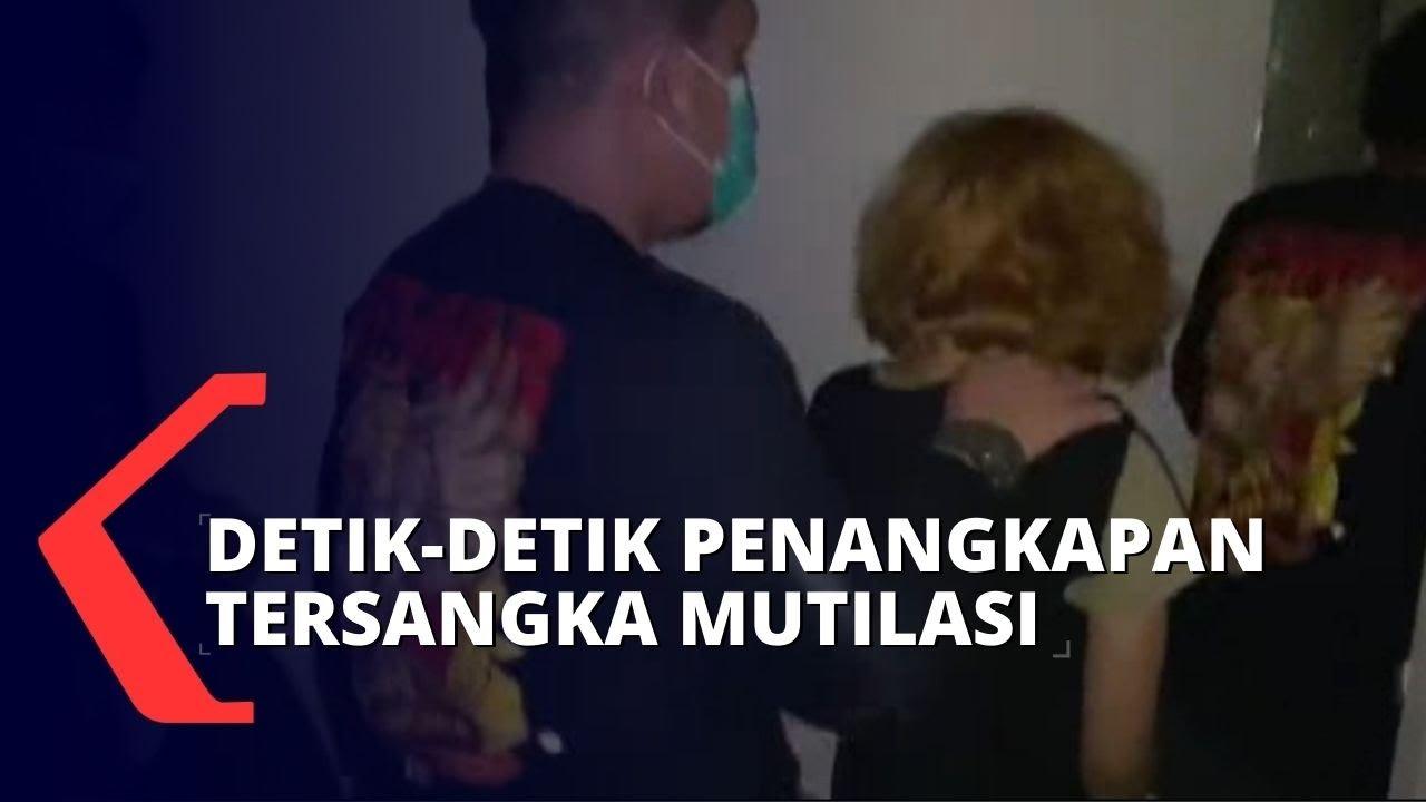 Video Detik-detik Penangkapan Tersangka Mutilasi Kalibata City!