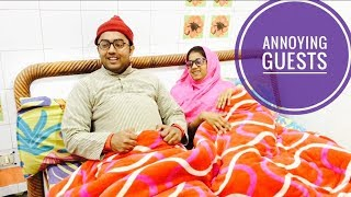 When Relatives Come To Visit|Crazy Siblings