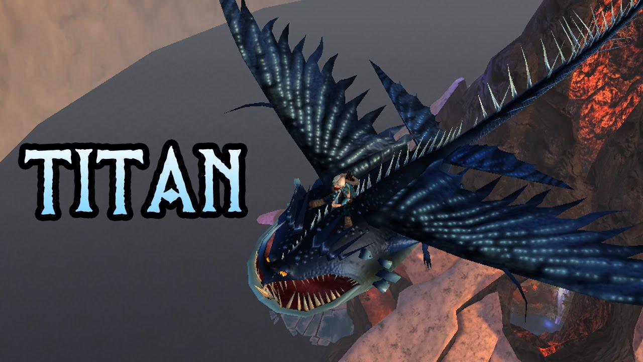 TITAN Thunderdrum - School of Dragons - YouTube