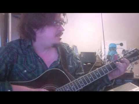 "Devotchka's ""Dangling Feet"" (guitar cover transposed in D)"