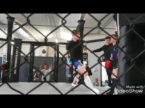 My first Muay Thai Interclub fight
