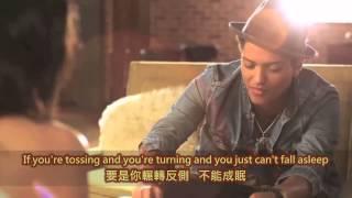 Bruno Mars 火星人布魯諾 — Count On Me 相信我 【中文字幕 — MV】