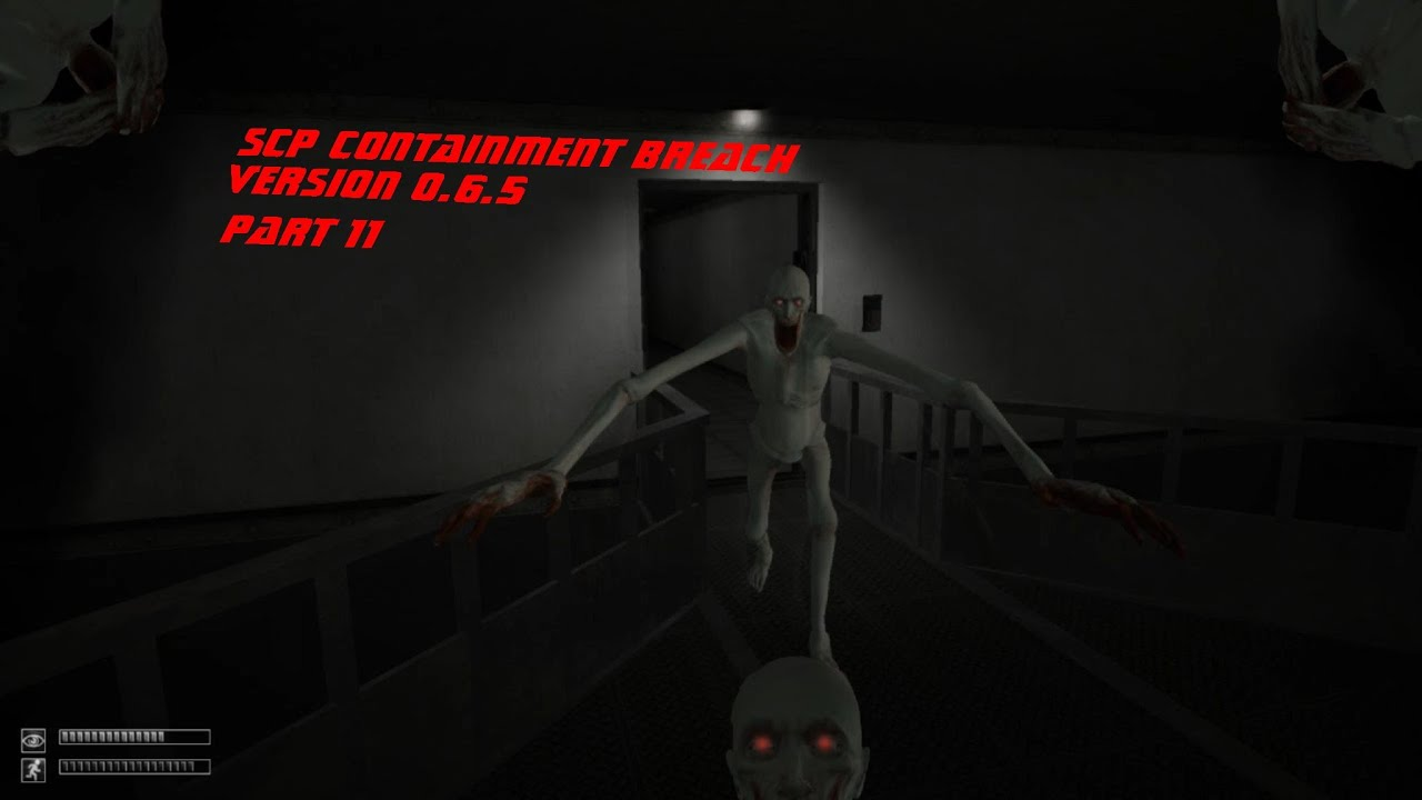 Scp Containment Breach Unity Scps