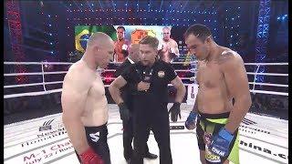 Карлос Эдуардо vs Рене Хоппе, тизер боя, M-1 Challenge 80