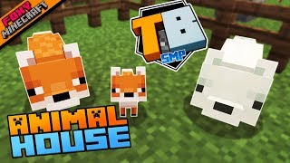 Animal House | Truly Bedrock Season 1 [67] | Minecraft Bedrock Edition SMP