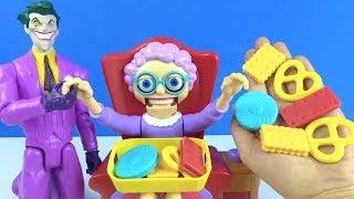Cingöz Nine ile Learn Colors With Cookies Johny Johny Yes Papa Joker Kurabiyelerimi sen mi aldın?