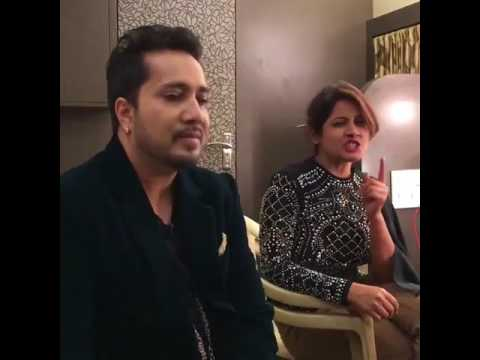 Mika Singh vs Miss Poojalive in Malamal
