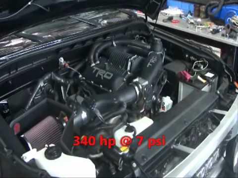 Redline Auto Services Parts Supercharged Toyota Fj Cruiser Distribucion De Partes Trd