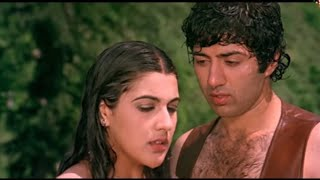 Betaab Movie - Evergreen Scenes of Amrita Singh & Sunny Deol