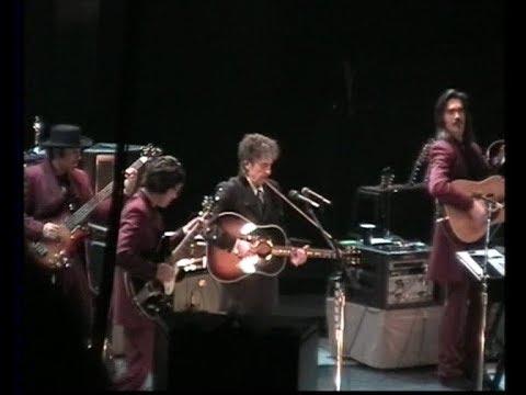 Bob Dylan, Old Man ,Boston 17.11.2002