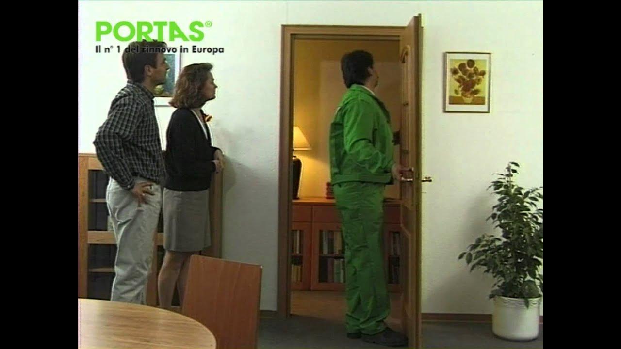 Il sistema di rinnovo portas per tutte le porte youtube - Rinnovare porte interne tamburate ...