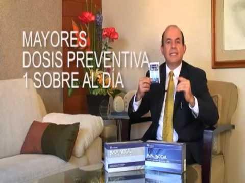 Conferencia Immunocal Dr Ricardo Garcia Pelayo www.glutationysalud.com