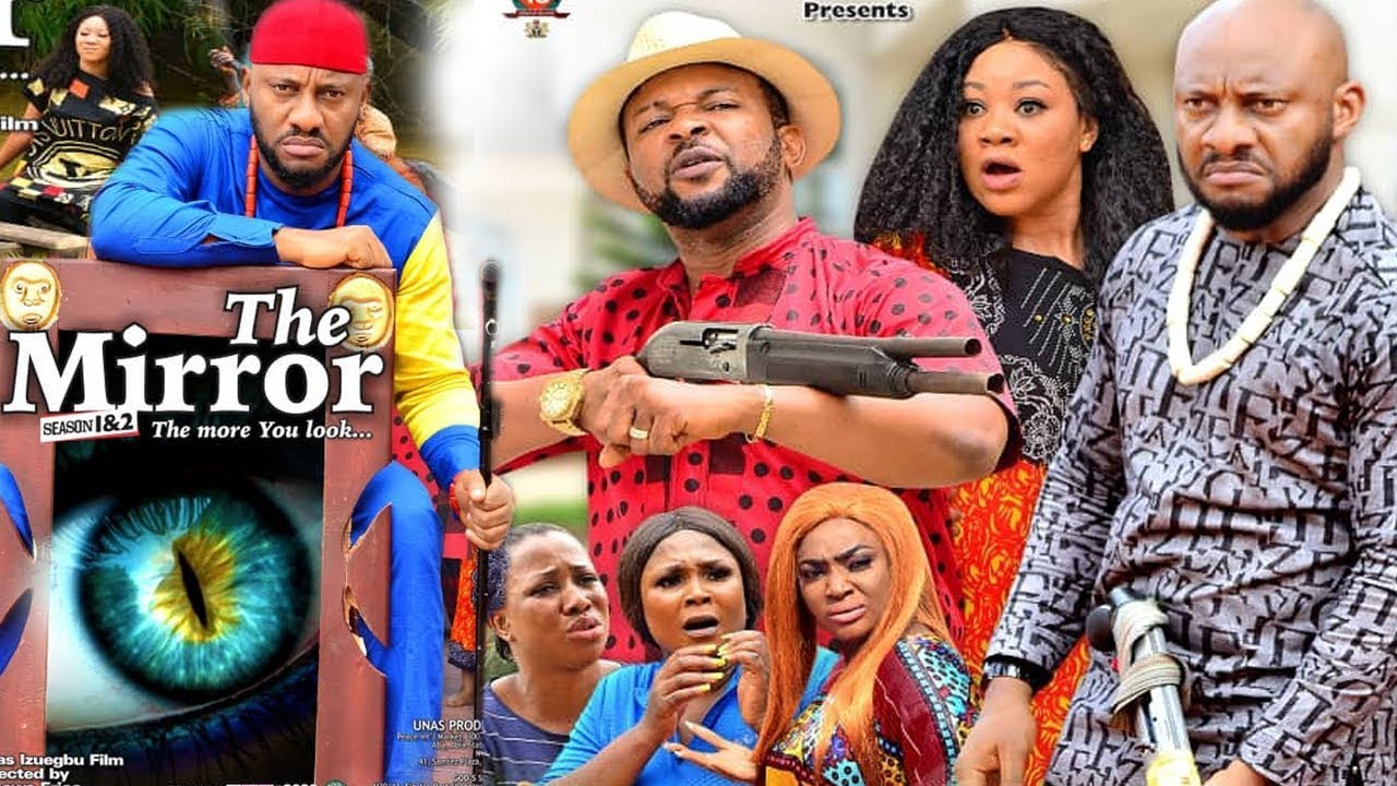 Download THE MIRROR SEASON 4 - YUL EDOCHIE|LATEST NIGERIAN NOLLYWOOD MOVIE|2020 MOVIE