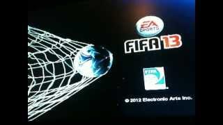 Comment jouer en ligne a FIFA 13 ?