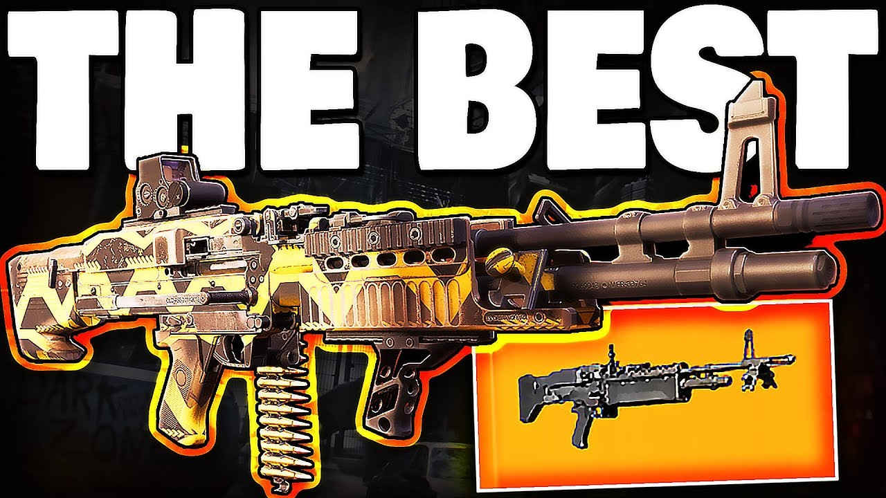 The Division 2 - THE BEST LMG BUILD INSANE 110% DAMAGE (Pulse is Back) !!