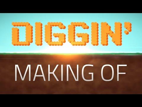Making of DIGGIN' - Ludum Dare 36