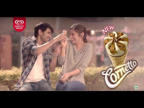Cornetto – Alia starts her Love Story - YouTube