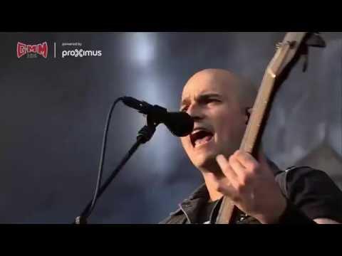Trivium - Live at GMM (Graspop Metal Meeting) 2016 FULL SHOW HD