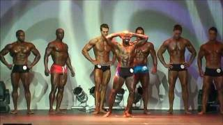 Top Wbff Muscle Models- Kansas City