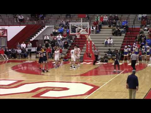 Khristian Lander Highlights At The 2019 FORUM Tip-Off Classic