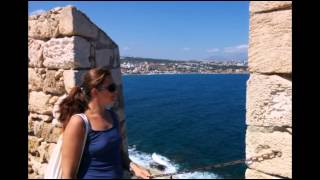 Hotel Krini Beach Crete(Остров Крит 2015., 2015-08-03T23:44:41.000Z)