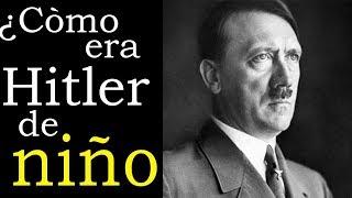 La infancia de Adolf Hitler