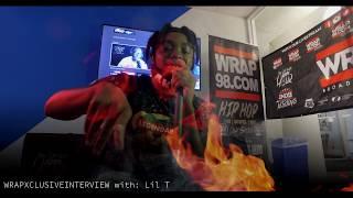 WRAPXCLUSIVEINTERVIEW with Lil T