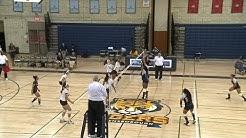 Women's Volleyball: Queensborough vs. BMCC (09/17/2019)
