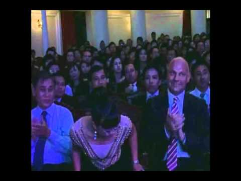 Lễ Phát Động Sự Kiện Top 100 PCDN 2011 - Mark Of Respect