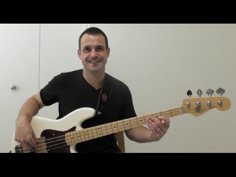 Lesson 1  Reading Sheet Music For The Bass Guitar