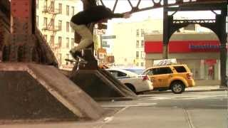 Zered Bassett Quartersnacks Re-Edit (2012)