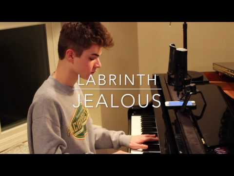 Labrinth - Jealous (Cover by Jay Alan)