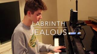 Video Labrinth - Jealous (Cover by Jay Alan) download MP3, 3GP, MP4, WEBM, AVI, FLV Maret 2018