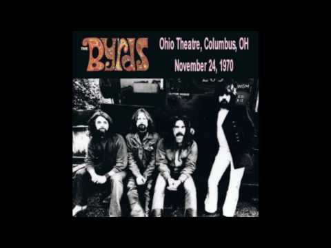 The Byrds - Live From Ohio Theatre Columbus OH (11/24/1970)